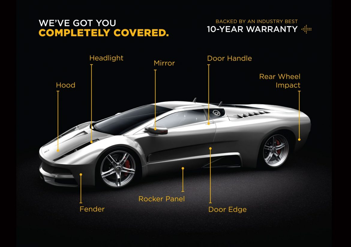 XPEL Paint Protection Film Takes a Beating and Keeps on Protecting - Paint Protection Film in Seattle, Washington
