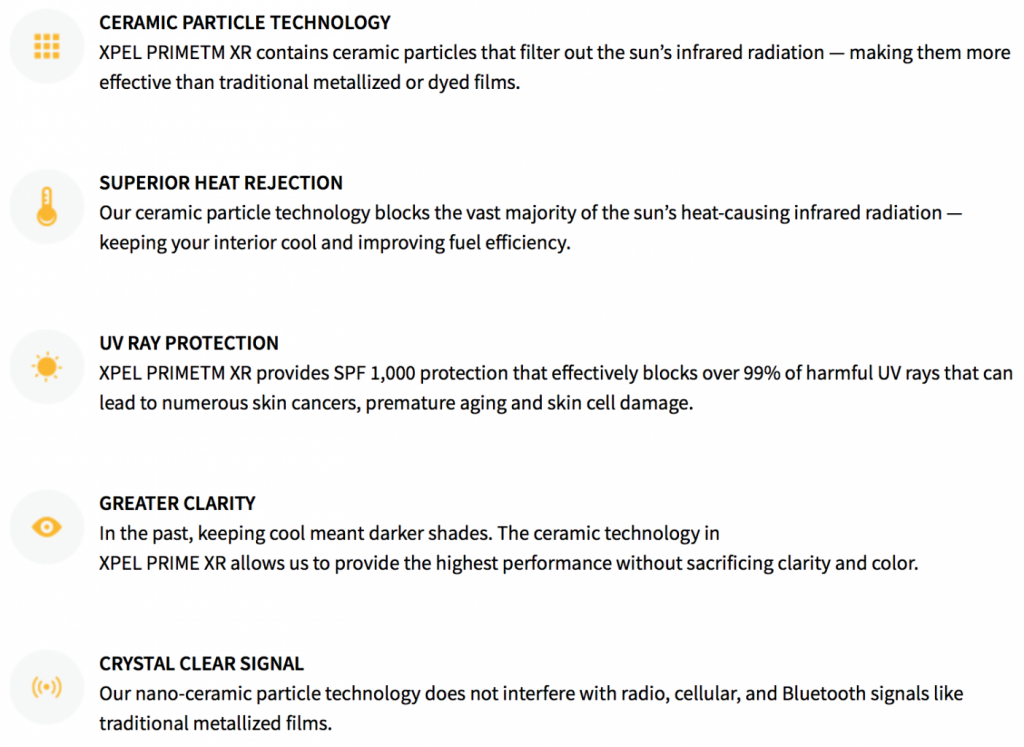 Diamond Window Tinting Introduces XPEL Prime XR Window Tint