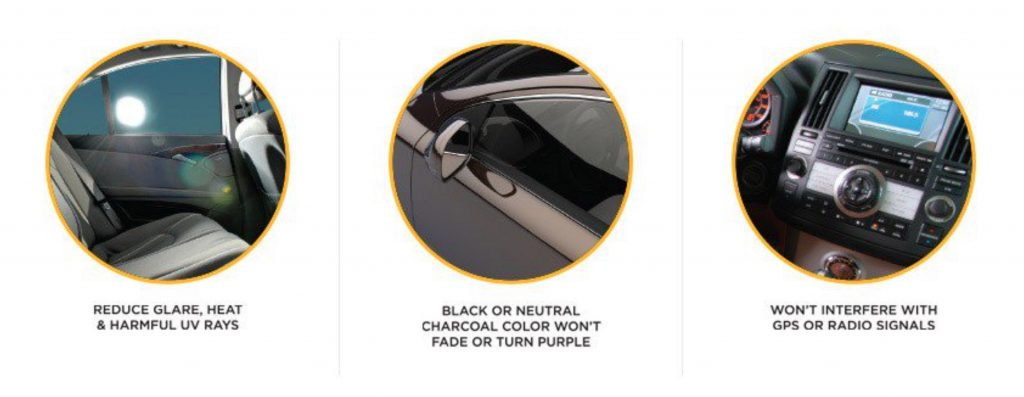 Protect Your Vehicle's Interior & Your Skin, With XPEL Prime Window Tint
