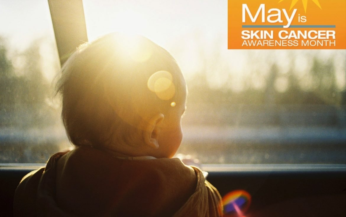 May is Skin Cancer Awareness Month - Automotive Window Tinting in Seattle, Washington