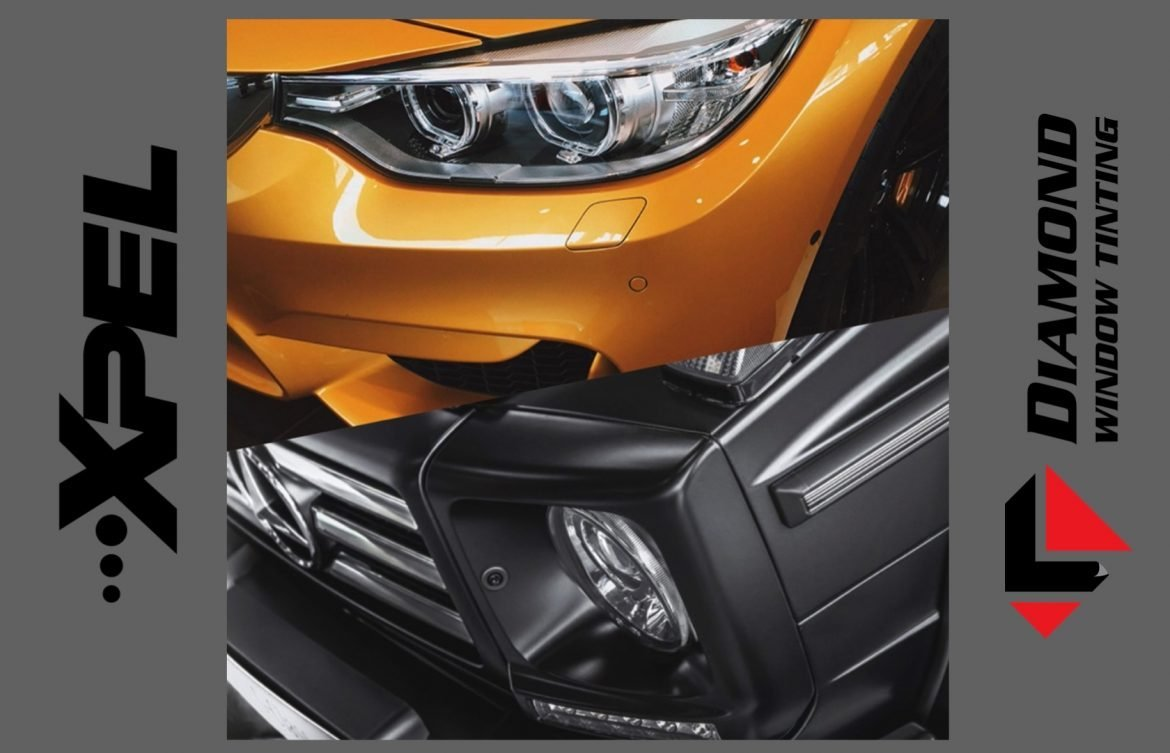 Gloss or Matte? XPEL Paint Protection Film Has The Seattle Area Covered - Paint Protection Films in the Seattle, Washington Area